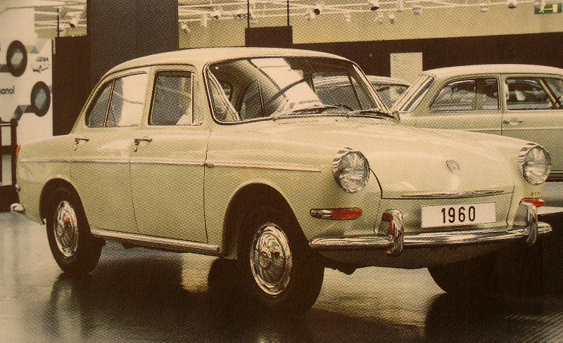 The 1500 Club Rare Vw 1500 Models